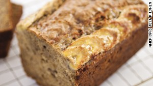 Banana bread to boast about