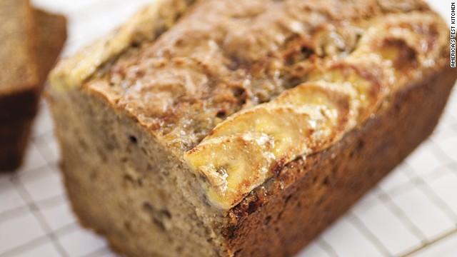 Banana Bread To Boast About Cnn Com