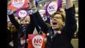 Escocia votó NO