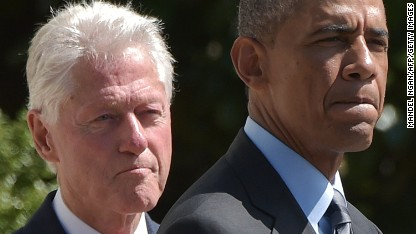 Bill Clinton says only Iraqi people can win a land war in Iraq