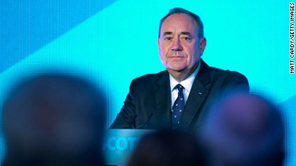 Scottish leader quits after 'No' vote