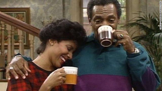 "Cosby's biggest TV hit, ""The Cosby Show,"" premiered in 1984. Phylicia Rashad played his wife, Clair Huxtable."
