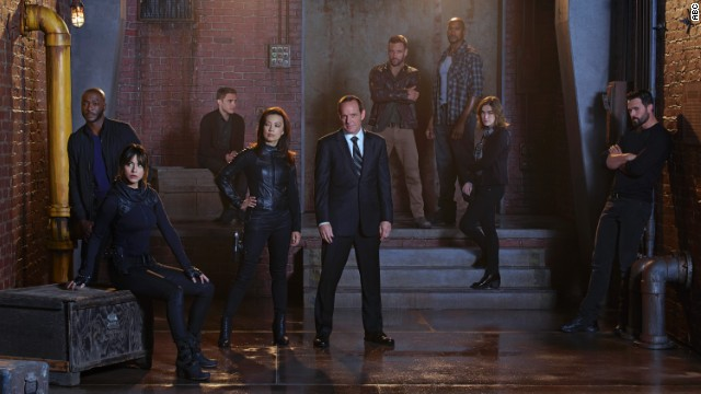"Fans enjoyed last season's finale of ""Marvel's Agents of S.H.I.E.L.D.,"" which took a nod from the events of ""Captain America: Winter Soldier."" The Marvel TV and movie universes are sure to collide again this season on the ABC series."