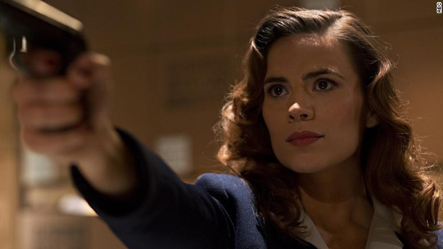 """Marvel's Agent Carter"" will debut in early 2015 while ""S.H.I.E.L.D."" takes a break. This series chronicles the beginnings of S.H.I.E.L.D. as co-founded by Captain America's World War II-era girlfriend, Peggy Carter."