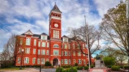Clemson suspends 'sex survey'