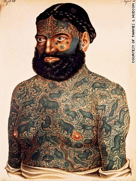 What we can learn from the tattoos of our ancestors for 19th century tattoos