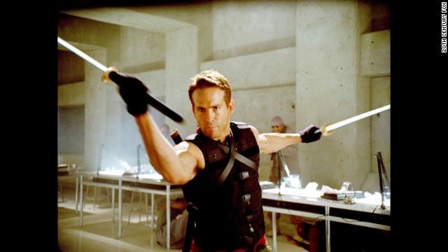 Ryan Reynolds starred in 2009's