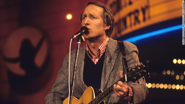 "Singer <a href='http://www.cnn.com/2014/09/19/us/county-singer-george-hamilton-iv-dies/index.html'>George Hamilton IV</a>, known as the ""International Ambassador of Country Music,"" died at a Nashville hospital on Wednesday, September 17, following a heart attack, the Grand Ole Opry said in a press release. He was 77."