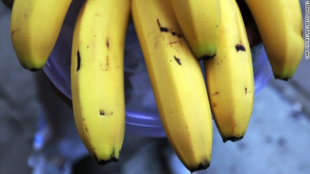 Banana peels: Scientifically proven to be potentially hilarious.