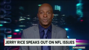 Jerry Rice: Catching up with the GOAT