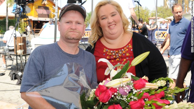 "It seems the sweetness has run out of Mike ""Sugar Bear"" Thompson's relationship with June ""Mama June"" Shannon. The couple, who star in TLC's ""Here Comes Honey Boo Boo,"" announced in September that they were separating. Now there are allegations that Mama June has moved on to a relationship with a man who's causing concern at TLC."