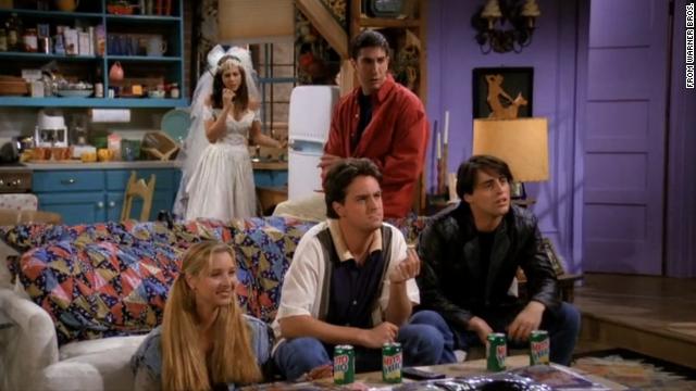Los mejores 20 episodios de 'Friends'