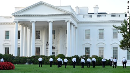 Secret Service to beef up presence after 2 White House security incidents