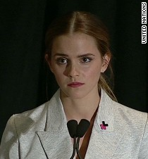 Hear Emma Watson's speech on feminism