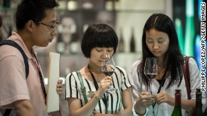 China misses its 'gateway wine'