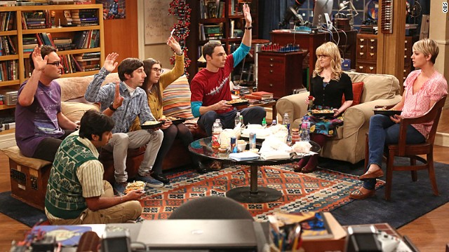 Photos: \'Big Bang Theory\' cast
