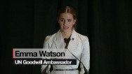Emma Watson is experiencing the ugly side of advocacy.