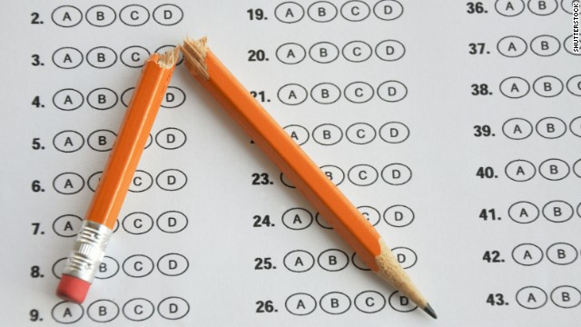 standardized tests in the public schools in the united states School accountability systems in the us rely heavily on standardized  in 2001  required all states to test students in grades 3-8, and one high school grade,.