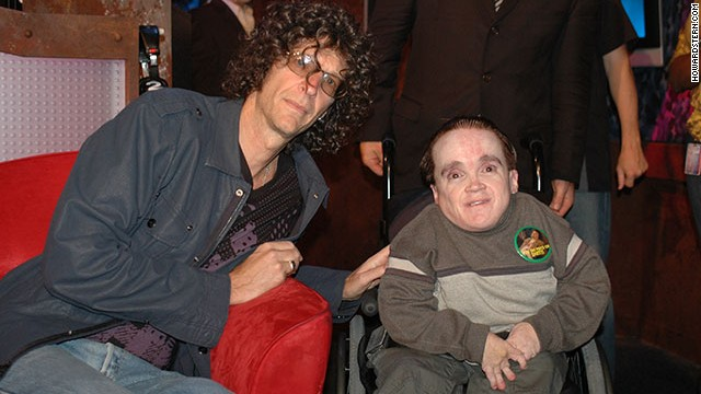 Eric the midget with consider