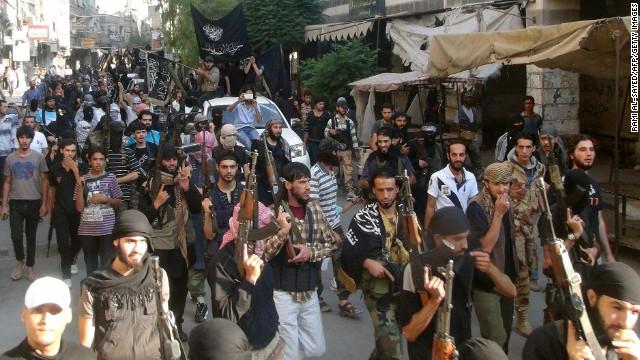 ISIS y al-Nursa: ¿Se unirán los dos grupos islámicos más poderosos en Siria?