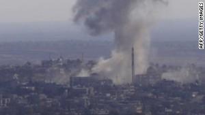 Syria: Israeli warplanes hit Dimas, Damascus