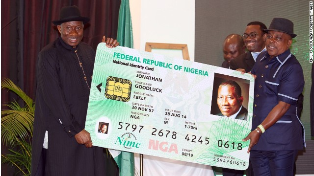 Is A Nigerian com Establishing Cnn - Identity Mastercard Why