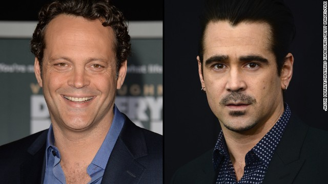 "Colin Farrell, right, and Vince Vaughn were recently announced as the leads for the second season of ""True Detective."""