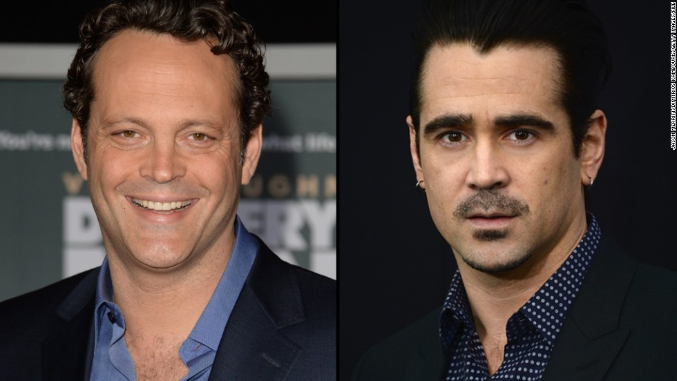 "Colin Farrell, right, and Vince Vaughn will lead the cast for the second season of ""True Detective,"" HBO confirmed Tuesday. Here are some other actors known for movie work who've decided to tackle TV."