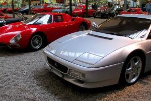 Los Ferrari gemelos