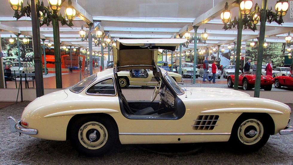 Mercedes de Fritz Schlumpf