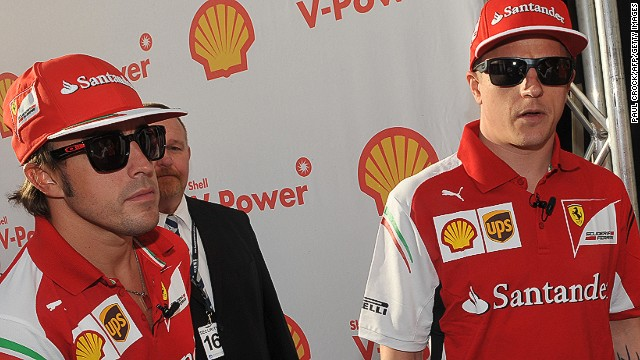 In 2014 Raikkonen paired up with Alonso at Ferrari in what was seen as a dream duo of former champions. However, both have struggled with an under-performing car.