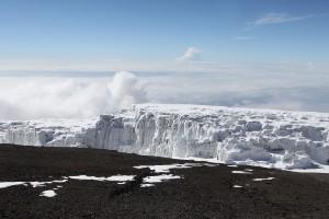 Desaparición de glaciares de montaña