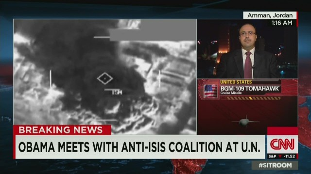 Jordan's role in the U.S.-led war against ISIS