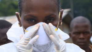 Avoiding Ebola: Bleach is 'best friend'