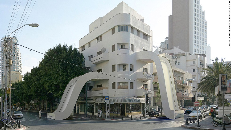 La arquitectura que te gustaría que existiera