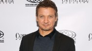 Jeremy Renner is now a married man.