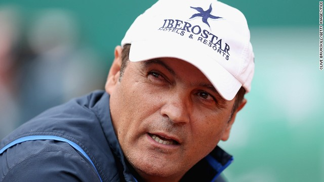 Toni Nadal has questioned the wisdom of appointing a female to captain Spain's Davis Cup team.