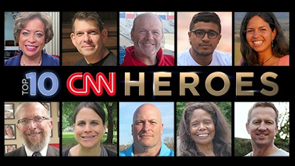 Vote for the CNN Hero of the Year
