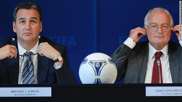Acusan a un abogado de la FIFA de romper un acuerdo de confidencialidad