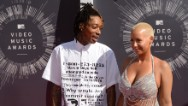 """Irreconcilable differences"" claim another fairy tale Hollywood marriage as Amber Rose files for divorce from Wiz Khalifa."