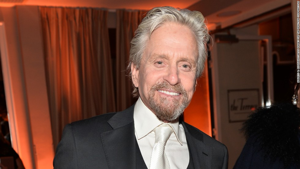 Happy birthday Michael Douglas! This saucy actor celebrates his 70th milestone on September 25. He's also now part of an elite club of other sexy septuagenarians: