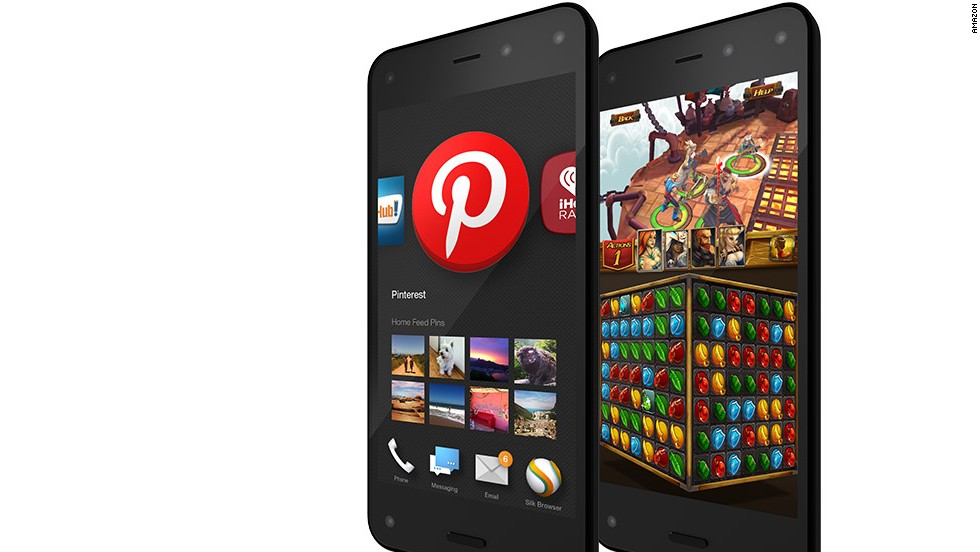 El Fire Phone de Amazon