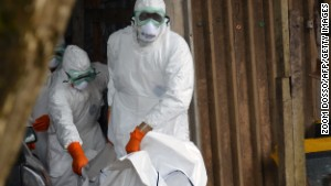 Obama: Ebola a threat to global security