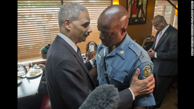 Eric Holder: Attorney General for life?