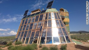 Earthships: new homes from old junk