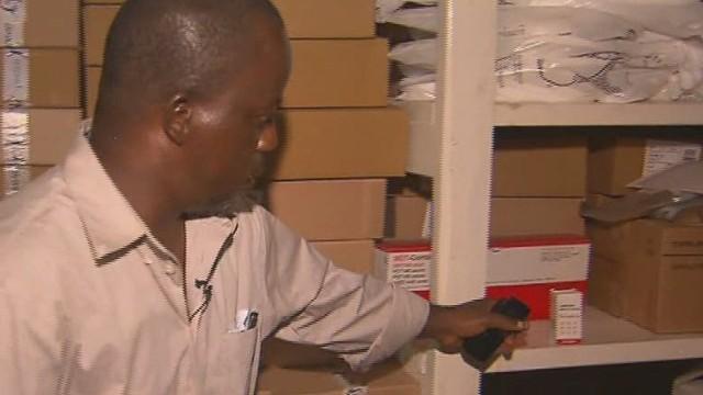 Aparente éxito contra el ébola con medicamentos anti-VIH