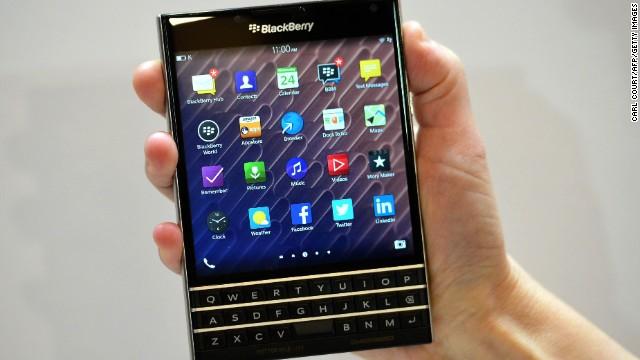 BlackBerry a lo largo de los años
