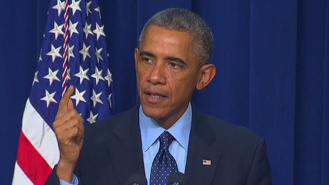 """Obama: Probabilidad de brote de ébola en EE.UU. es """"extremadamente baja"""""""