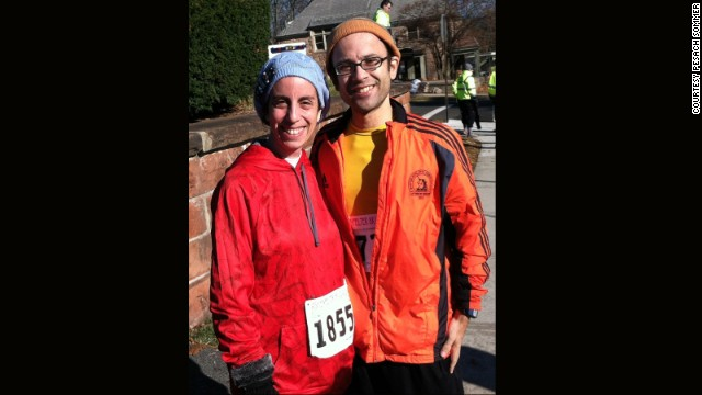 Sommer took up running, and it became a family affair. He and his wife, Rochie, ran a Turkey Trot race on Thanksgiving.