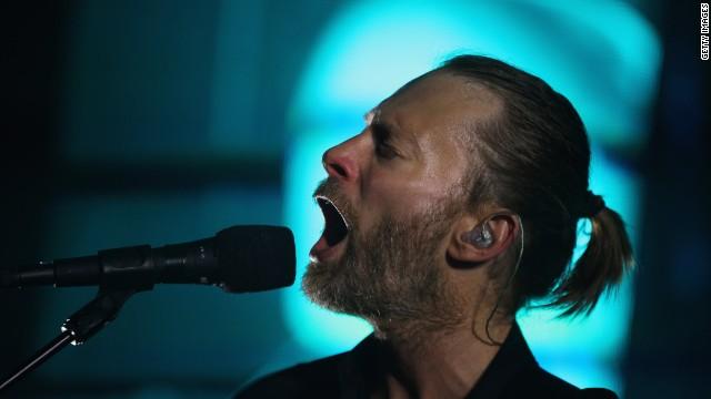 Thom Yorke presenta por sorpresa su nuevo álbum, distribuido por BitTorrent